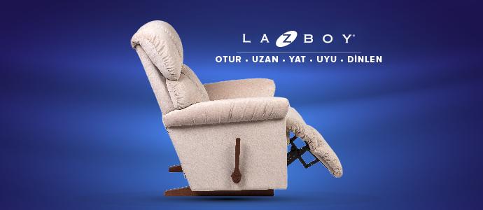 Altın Yatak La-Z-Boy ürünlerinde %5