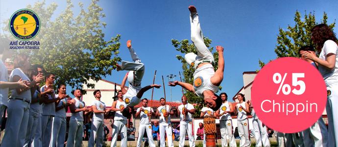 Axé Capoeira Akademi İstanbul