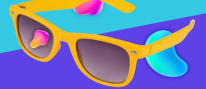 Birbirinden güzel güneş gözlükleri seni bekliyor