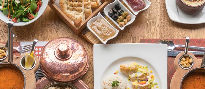 """Ramazan ayı boyunca tüm """"Yeme-İçme"""" kategorisinde %25 Chippin kazan"""