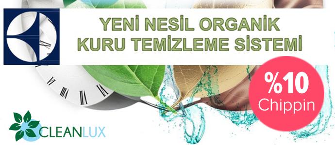 Cleanlux Organik Kuru Temizleme Çekmeköy
