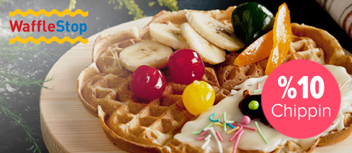 Waffle Stop Emaar Square Mall