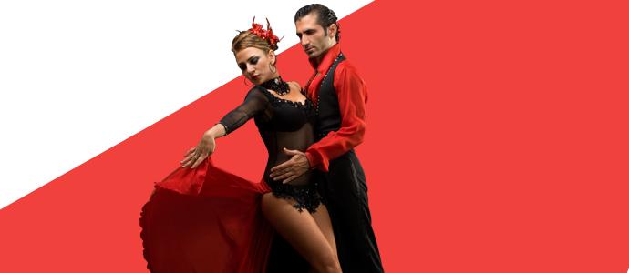3 ders Latin dansı CHIPPIN