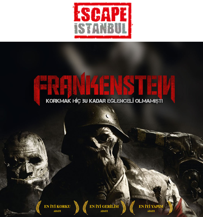 Frankenstein Korku Evi