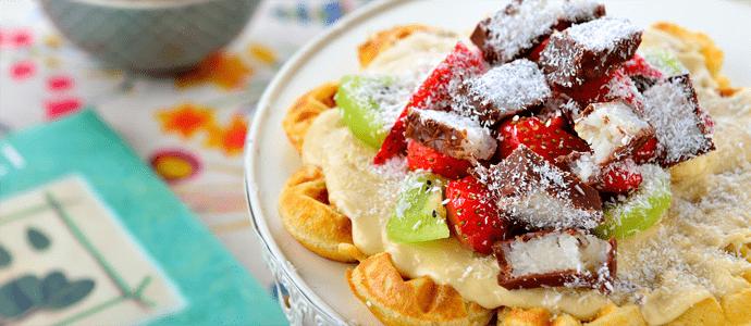 İncir Waffle