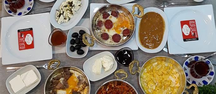 Serpme Van kahvaltısına 60 TL öde 20 TL kazan