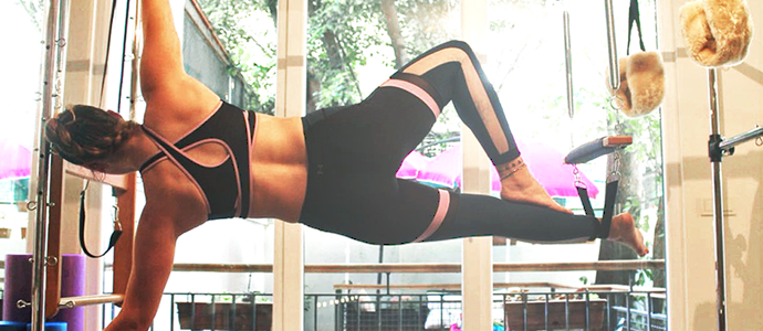 Reformer Pilates ile vücudunu şekillendirirken %30 CHIPPIN kazan